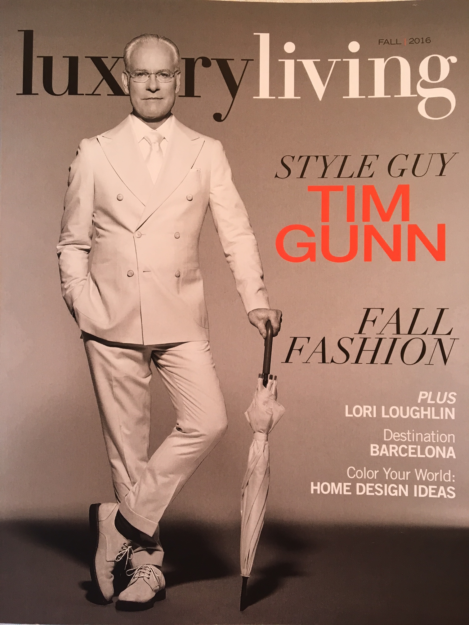 Luxury Living Magazine